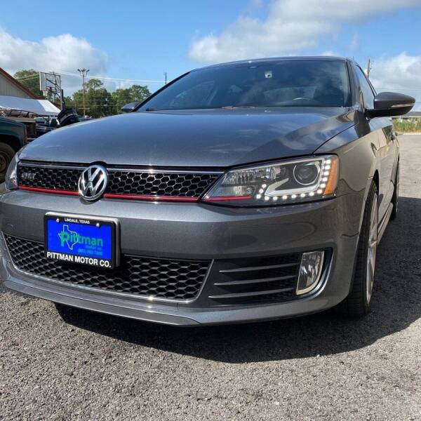 2015 Volkswagen Jetta for sale at PITTMAN MOTOR CO in Lindale TX
