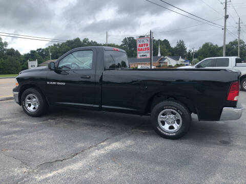 2012 RAM Ram Pickup 1500 for sale at Mac's Auto Sales in Camden SC