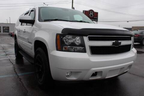 2011 Chevrolet Suburban for sale at B & B Car Co Inc. in Clinton Twp MI