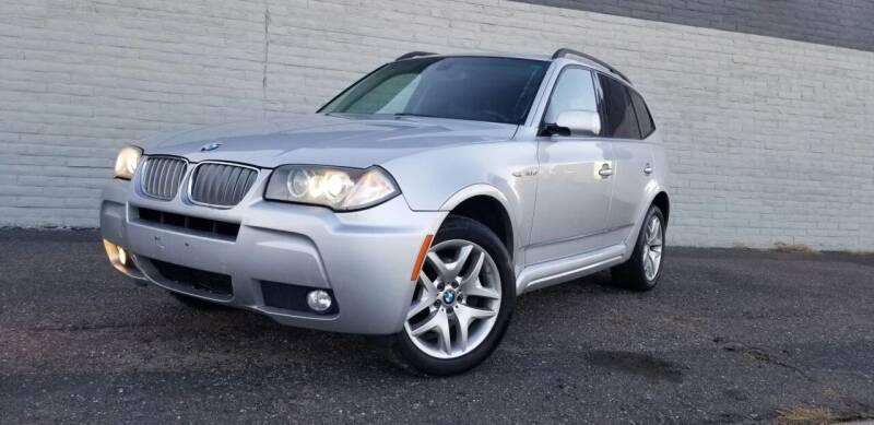 2007 BMW X3 for sale at LA Motors LLC in Denver CO