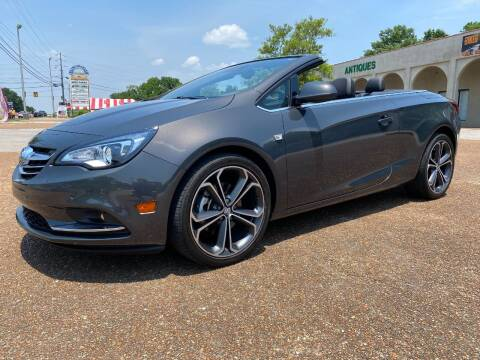 2016 Buick Cascada for sale at DABBS MIDSOUTH INTERNET in Clarksville TN