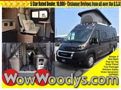 2021 RAM ProMaster Cargo for sale at WOODY'S AUTOMOTIVE GROUP in Chillicothe MO