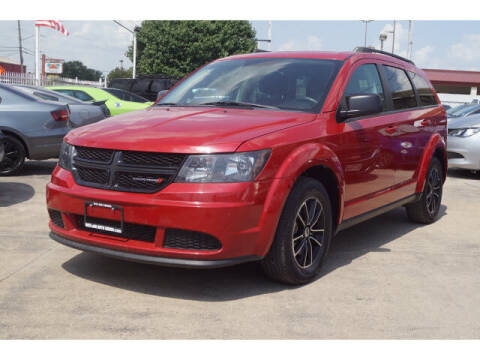 2018 Dodge Journey for sale at Watson Auto Group in Fort Worth TX