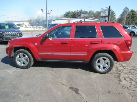 2005 Jeep Grand Cherokee for sale at Home Street Auto Sales in Mishawaka IN