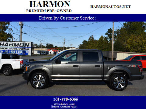 2020 Ford F-150 for sale at Harmon Premium Pre-Owned in Benton AR