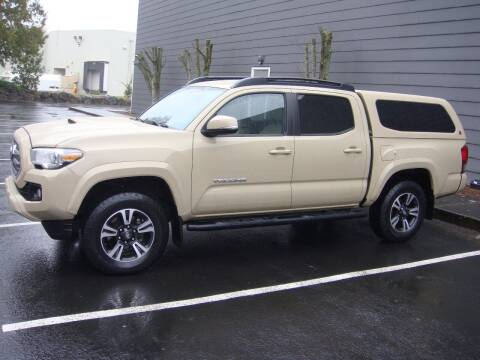 2016 Toyota Tacoma for sale at Western Auto Brokers in Lynnwood WA