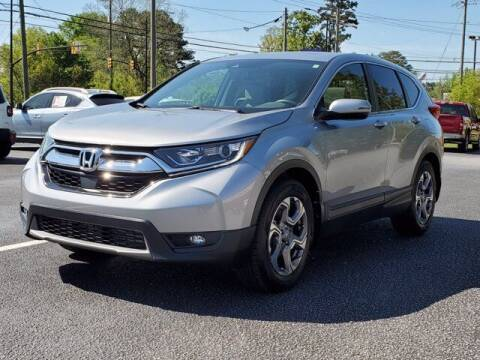 2019 Honda CR-V for sale at Gentry & Ware Motor Co. in Opelika AL