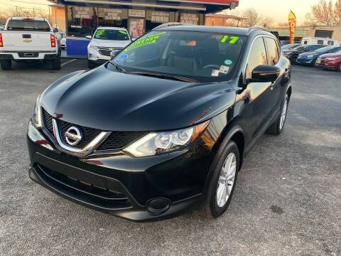 2017 Nissan Rogue Sport for sale at Cow Boys Auto Sales LLC in Garland TX