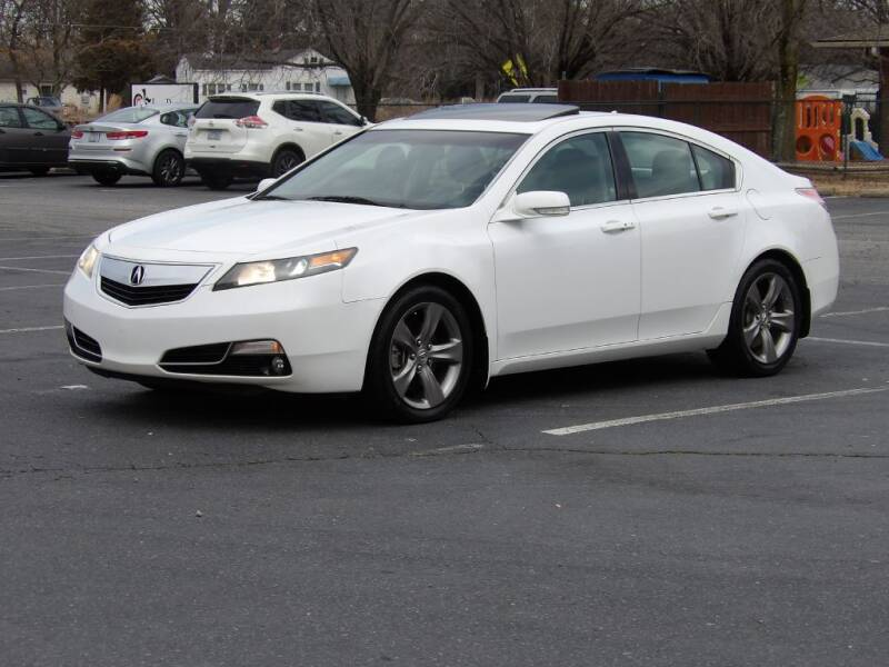 2014 Acura TL for sale at Access Auto in Kernersville NC