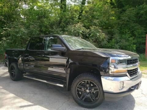 2017 Chevrolet Silverado 1500 for sale at McAdenville Motors in Gastonia NC