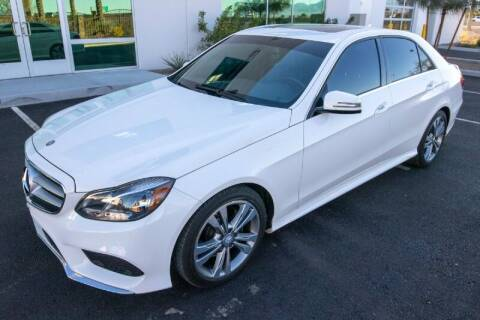 2014 Mercedes-Benz E-Class for sale at REVEURO in Las Vegas NV