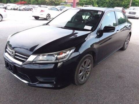 2015 Honda Accord for sale at Hickory Used Car Superstore in Hickory NC