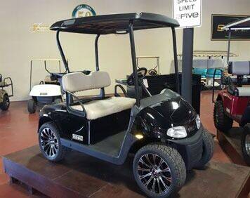 2018 E-Z-GO RXV FREEDOM for sale at ADVENTURE GOLF CARS in Southlake TX