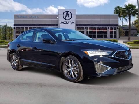 2019 Acura ILX for sale at MIAMI ACURA in Miami FL