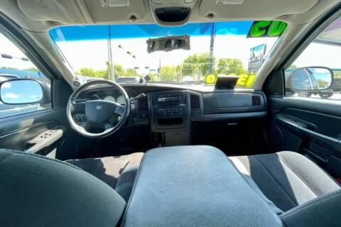 2005 Dodge Ram Pickup 1500 for sale at Island Auto in Grand Island NE
