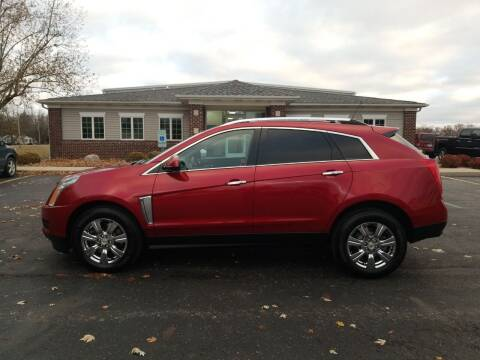 2015 Cadillac SRX for sale at Pierce Automotive, Inc. in Antwerp OH