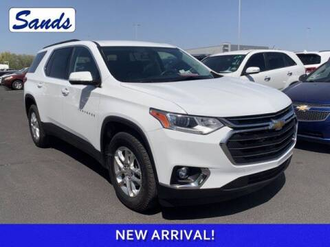 2019 Chevrolet Traverse for sale at Sands Chevrolet in Surprise AZ