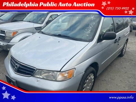 2004 Honda Odyssey for sale at Philadelphia Public Auto Auction in Philadelphia PA