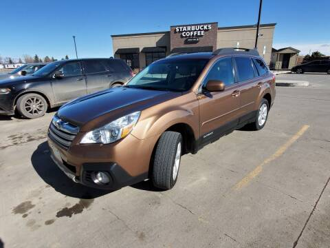 2013 Subaru Outback for sale at All Around Automotive Inc in Hollywood FL