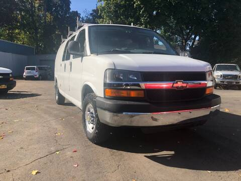 2007 Chevrolet Express Cargo for sale at Affordable Cars in Kingston NY