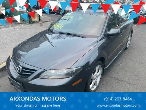 2005 Mazda MAZDA6 for sale at ARXONDAS MOTORS in Yonkers NY