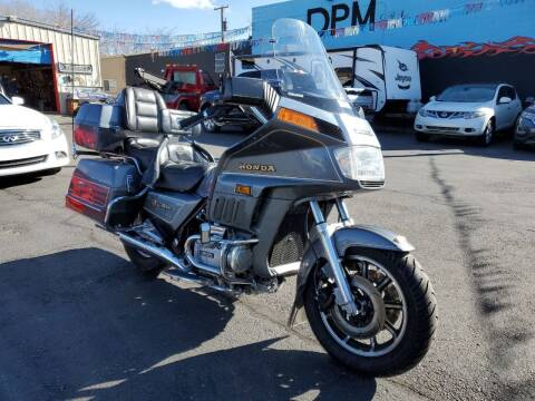 1984 Honda Gold Wing for sale at DPM Motorcars in Albuquerque NM