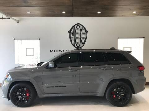 2021 Jeep Grand Cherokee for sale at Midwest Car Connect in Villa Park IL