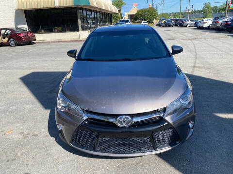 2017 Toyota Camry for sale at J Franklin Auto Sales in Macon GA