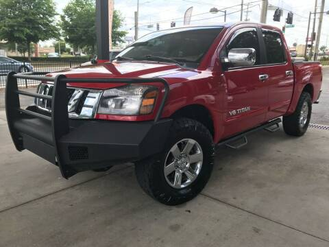 2011 Nissan Titan for sale at Michael's Imports in Tallahassee FL