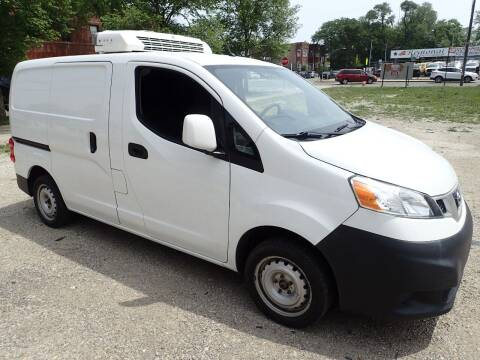 2014 Nissan NV200 for sale at OUTBACK AUTO SALES INC in Chicago IL
