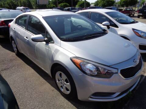 2015 Kia Forte for sale at Auto Villa in Danville VA