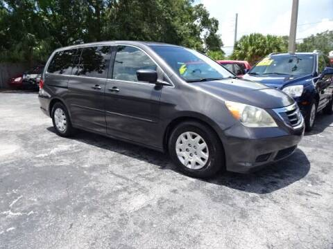 2010 Honda Odyssey for sale at DONNY MILLS AUTO SALES in Largo FL