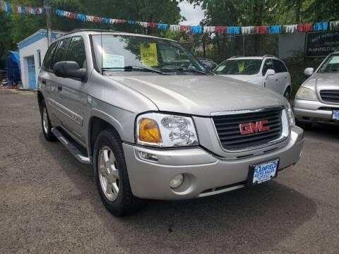 2004 GMC Envoy for sale at New Plainfield Auto Sales in Plainfield NJ