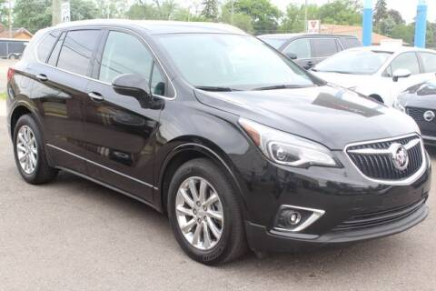 2019 Buick Envision for sale at Go2Motors in Redford MI