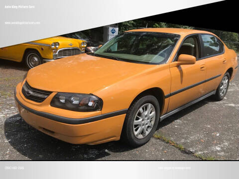 2003 Chevrolet Impala for sale at Auto King Picture Cars - Rental in Westchester County NY