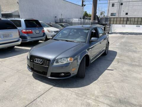 2008 Audi A4 for sale at Hunter's Auto Inc in North Hollywood CA