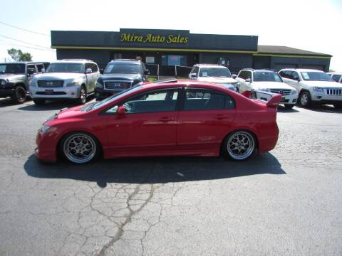 2011 Honda Civic for sale at MIRA AUTO SALES in Cincinnati OH