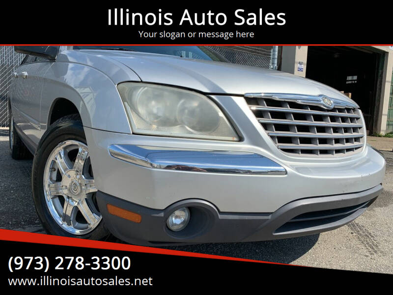 2004 Chrysler Pacifica for sale at Illinois Auto Sales in Paterson NJ