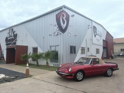 1984 Alfa Romeo Spider for sale at Barrett Auto Gallery in San Juan TX