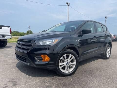 2018 Ford Escape for sale at Superior Auto Mall of Chenoa in Chenoa IL