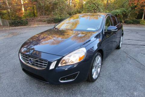 2013 Volvo S60 for sale at AUTO FOCUS in Greensboro NC