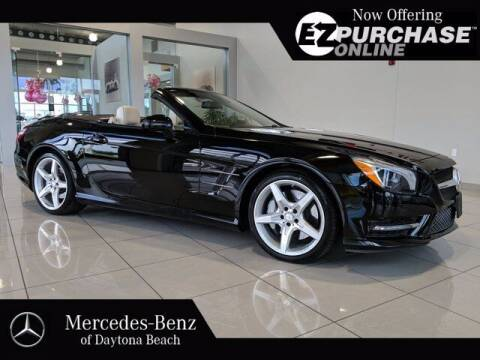 2013 Mercedes-Benz SL-Class for sale at Mercedes-Benz of Daytona Beach in Daytona Beach FL