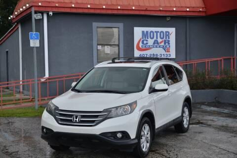 2012 Honda CR-V for sale at Motor Car Concepts II - Kirkman Location in Orlando FL