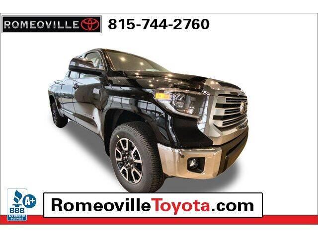 2021 Toyota Tundra for sale in Romeoville, IL