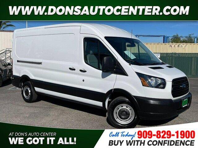2019 Ford Transit Cargo for sale at Dons Auto Center in Fontana CA
