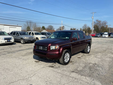 2008 Honda Ridgeline for sale at US5 Auto Sales in Shippensburg PA