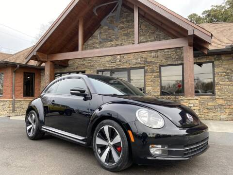 2013 Volkswagen Beetle for sale at Auto Solutions in Maryville TN