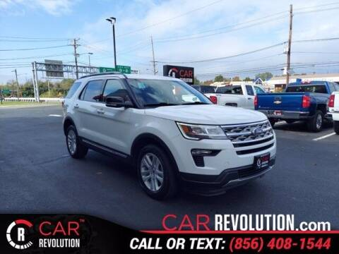 2018 Ford Explorer for sale at Car Revolution in Maple Shade NJ