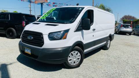 2017 Ford Transit Cargo for sale at La Playita Auto Sales Tulare in Tulare CA