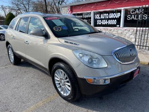 2009 Buick Enclave for sale at GOL Auto Group in Austin TX